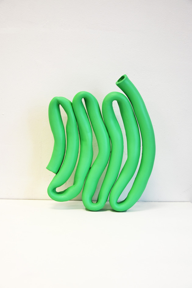 Anni Mertens, 'Knot knowing', ceramics, dimension variable, 2019 copy.png